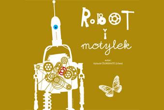 Robot i Motylek