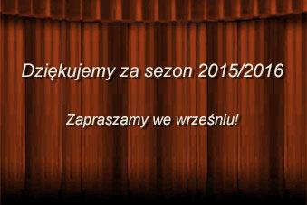 Dzi�kujemy za sezon 2015-16